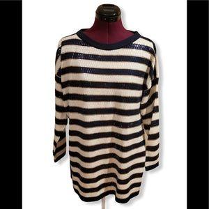 St John Striped Sweater